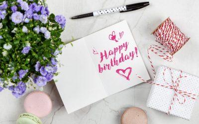 Frasi per il Compleanno